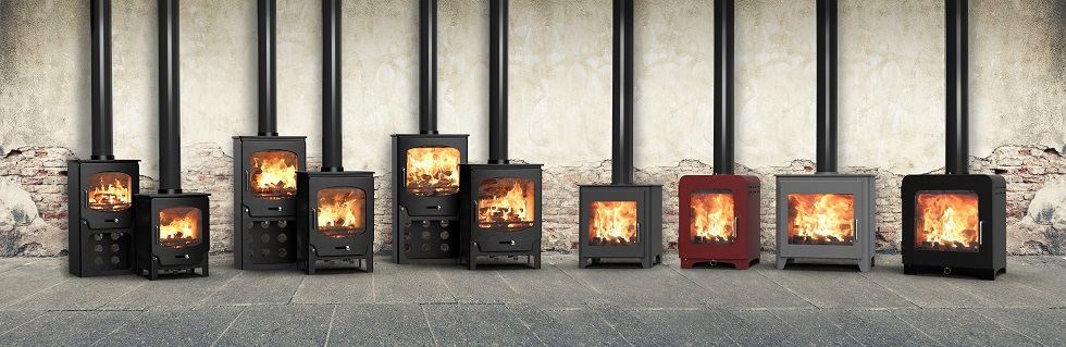 Saltfire Stoves Range August 2018